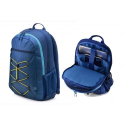 HP Torba 15.6 Active Blue|Yellow Backpack Euro