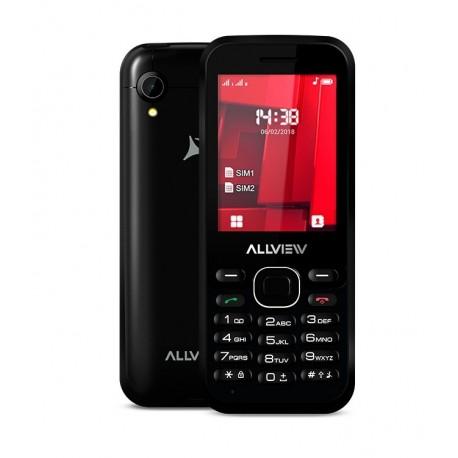 Allview Telefon komórkowy M8 Stark Dual Sim czarny