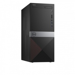 Dell Komputer Vostro 3671|Core i38100|4GB|1TB|Intel UHD 630|DVD RW|WLAN+BT|Kb|Mouse|W10Pro [N204VD3671BTPCEE01_R2005_22NM] 3Y BW