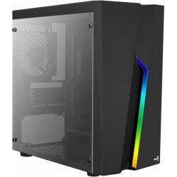AeroCool Obudowa Bolt Mini RGB Czarna mATX