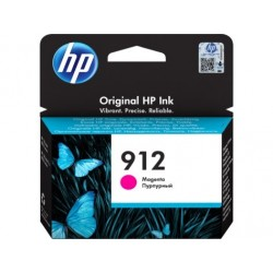 HP Inc. Tusz 912 Magenta Ink 3YL78AE