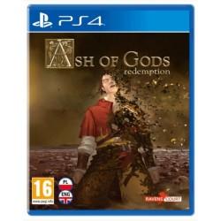 KOCH Gra PS4 Ash of Gods Redemption