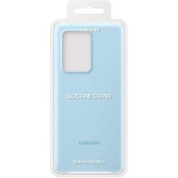 Samsung Etui Silicone Cover Sky Blue do Galaxy S20 Ultra