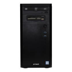 OPTIMUS Komputer Platinum MH310T i39100F|HD6450|4GB|240GB|LPT