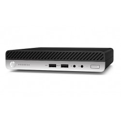 HP Inc. Komputer ProDesk 405DM G4 R52400GE 256 8GB W10P  6XB53EA