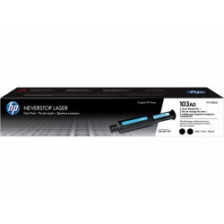 HP Inc. Toner 103AD Neverstop Reload Kit 2pak W1103AD