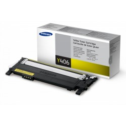 HP Inc. Samsung CLTY406S Yellow Toner
