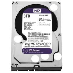 Western Digital HDD Purple 3TB 3,5 64MB SATAIII|5400rpm