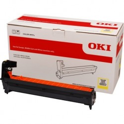 OKI Bęben C532|MC573 Yellow 46484105