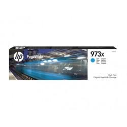 HP Inc. Tusz nr 973X Cyan F6T81AE