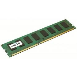 Crucial DDR4 4GB|2400 CL17 SR x8 288pin