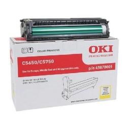 OKI Bęben C5650|5750 Yellow (20k)
