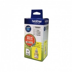 Brother Tusz BT5000Y Yellow 5k do DCPT300, DCPT500W