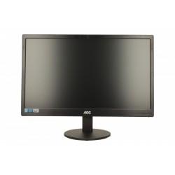 AOC Monitor 18.5 e970Swn LED Czarny