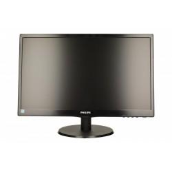 Philips Monitor 21.5 223V5LSB2|10 LED Czarny