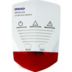 ORNO ORDC614 Czujnik gazu ziemnego 230V