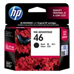 HP Inc. No 46 Black CZ637AE