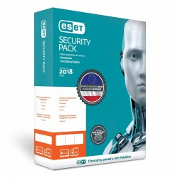 ESET Security Pack Box 1+1 1Y PL    ESPN1Y2D