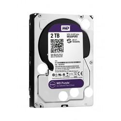Western Digital HDD Purple 2TB 3,5 64MB  SATAIII|5400rpm