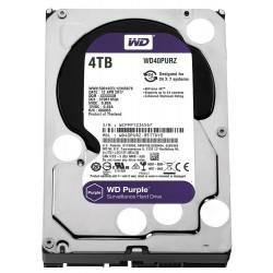 Western Digital HDD Purple 4TB 3,5 64MB  SATAIII|5400rpm