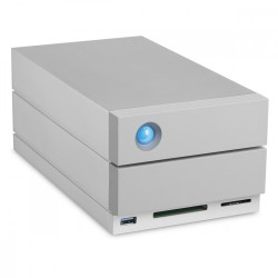 LaCie 2big Dock Thunderbolt3 8 TB 3,5 STGB8000400