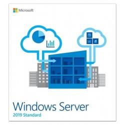 Microsoft Oprogramowanie OEM Win Svr Standard 2019 ENG x64 16Core DVD P7307788