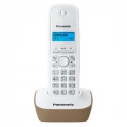 Panasonic KXTG1611 dect white|beige
