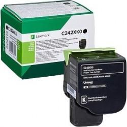 Lexmark Toner czarny 6000 C242XK0