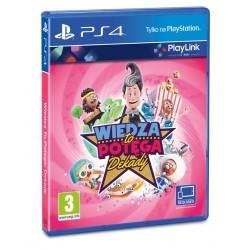 Sony Gra PS4 Wiedza To Potęga Dekady