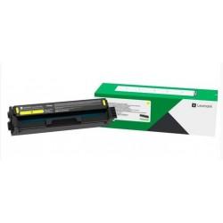 Lexmark Toner C332HY0 2,5K C|MC3326 Żółty