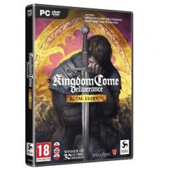 KOCH Gra PC Kingdom Come Deliverance Royal Ed.