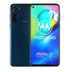 Motorola Smartfon  Moto G8 Power 4 64GB,DS, Capri Blue