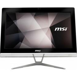 MSI Komputer All in One PRO 20EXTS 8GL070EU W10PR|N4000|4GB|64SSD|UMA|WiFi|Głośniki.|19.5