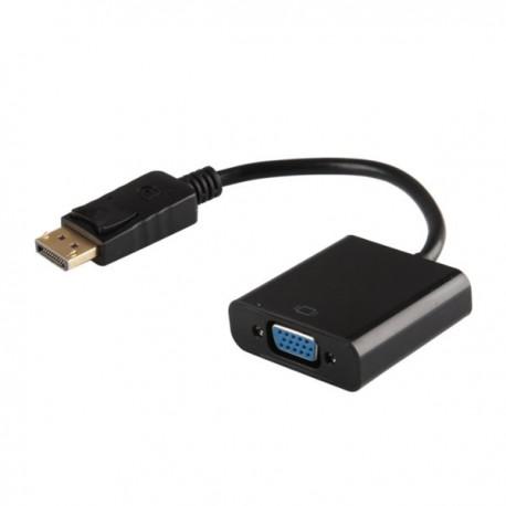 Elmak Adapter DisplayPort  VGA SAVIO CL90 blister