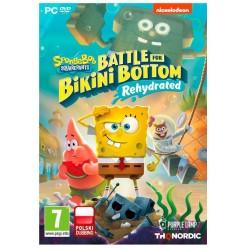 KOCH Gra PC SpongeBob Square Pants Battle for Bikini Bottom          Rehydrated