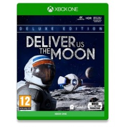 KOCH Gra XOne Deliver Us The Moon Deluxe Edition