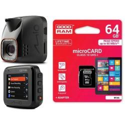 Zestaw MIO C570 + karta 128GB