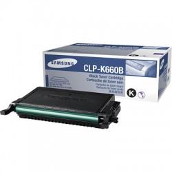 HP Inc. Samsung CLPK660B HYield Black Toner