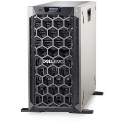 Dell #T340 E2224 16GB 1x600 GB H330 DVDRW 3Y