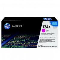 HP oryginalny toner Q6003A, magenta, 2000s, 124A, HP Color LaserJet 1600, 2600n, 2605