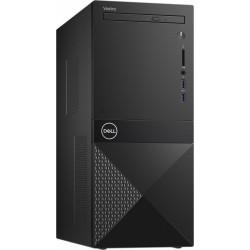 Dell Desktop Vostro 3681 i510400|8GB|256GB SSD|UHD 630|DVD RW|WLAN + BT|Kb|Mouse|Win10Pro 3Y BOS