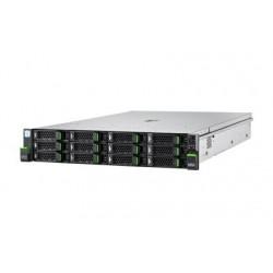Fujitsu Serwer Rack RX2520M5 1x4210R 64GB (2x32GB) NOHDD EP420i 2x1Gb + 1Gb IRMC     2x450W 3YOS VFYR2525SC210IN