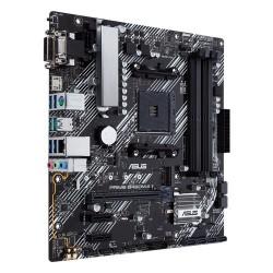 Asus Płyta główna PRIME B450MA II AM4 DDR4 HDMI|DVI|DSUB|M.2 mATX