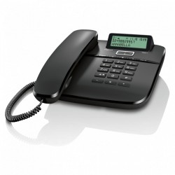 Siemens Telefon Gigaset DA611 czarny