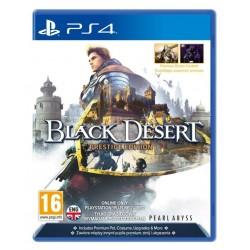 KOCH Gra PS4 Black Desert Prestige Edition