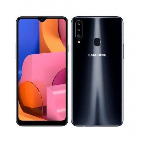 Samsung Smartfon GALAXY A20s DS 3|32GB Czarny