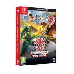 Cenega Gra NS Bakugan Champions of Vestroia Toy Edition