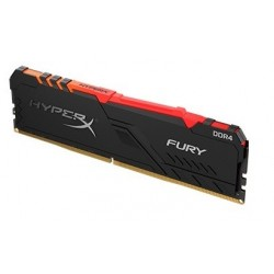 HyperX Pamięć DDR4 Fury RGB  16GB|2666 (1*16GB) CL16
