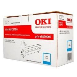 OKI Bęben C5650|5750 Cyan (20k)