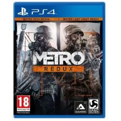 KOCH Gra PS4 Metro Redux